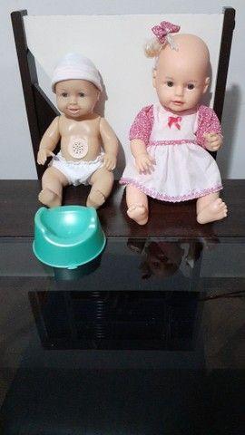 Bonecas e caixa registradora, 100 reais as 5 bonecas e a caixa 100 - Foto 4