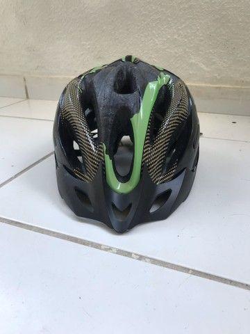 Capacete de bicicleta bike - Foto 2