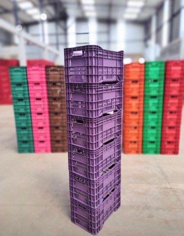 Caixa Agricola colorida  - Foto 3