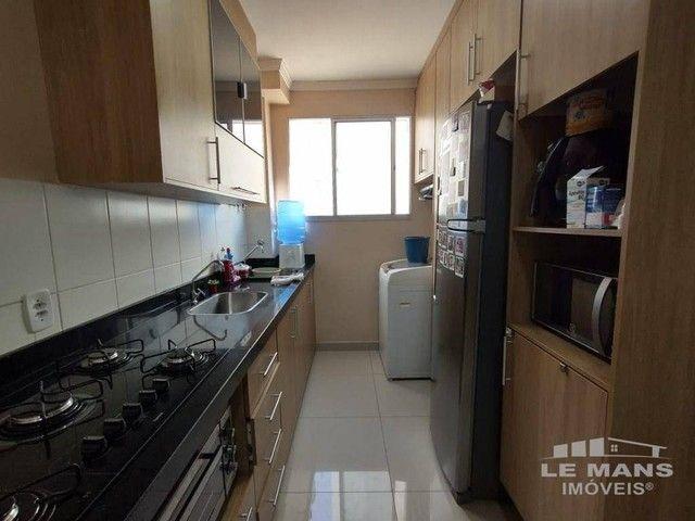 Apartamento à venda -Ed.Piazza Bellini - Piracicamirim - Piracicaba/SP - Foto 4