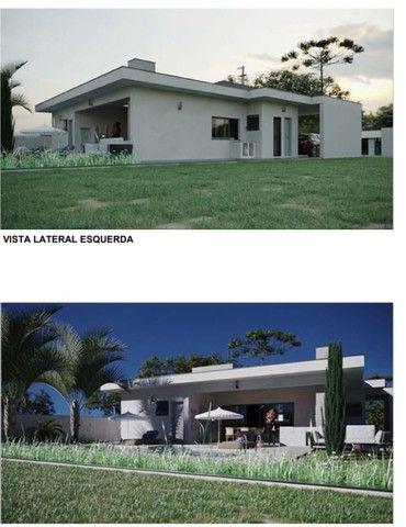 REF 2661 Casa em Construção, 3 suítes, piscina, Imobiliária Paletó - Foto 2