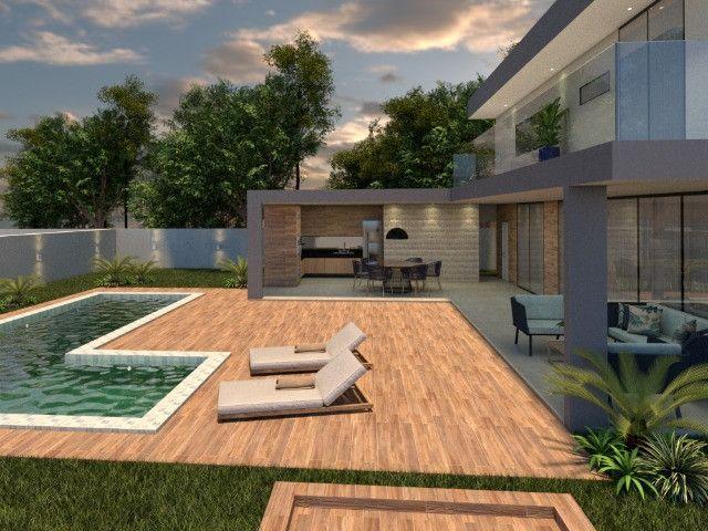 Casa nova  , com 4 suítes,  saindo do forno, no Condomínio Laguna .  - Foto 5