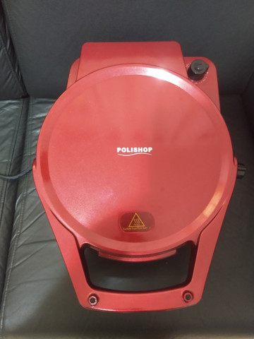 Grill Multi 360 Polishop | 127v usado uma única vez. - Foto 3