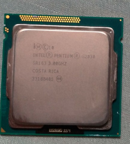 Vendo ou troco Pentium G2030