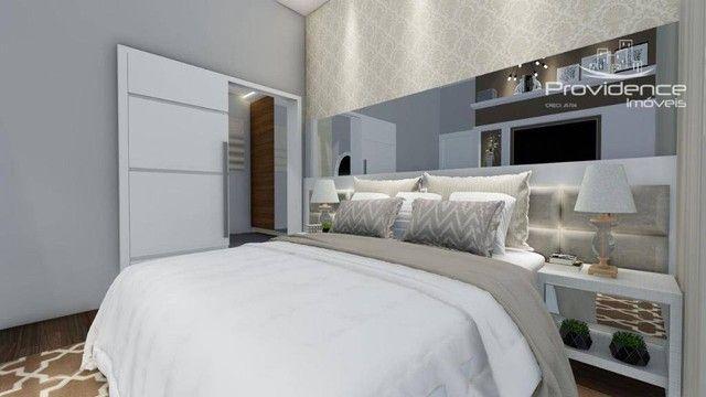 Apartamento com 3 dormitórios à venda, 130 m² por R$ 600.000,00 - Jardim La Salle - Toledo - Foto 17