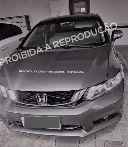 Honda Civic LXR, 2015, 2.0 flex,  Particular, Único dono - Foto 5