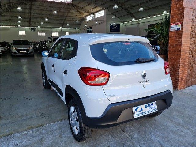 Renault Kwid 2022 1.0 12v sce flex zen manual - Foto 6
