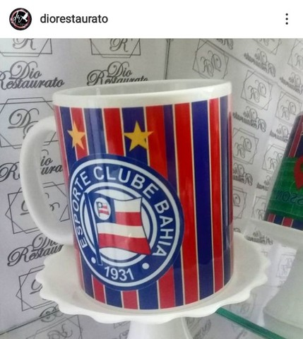 @diorestaurato, Xícara de porcelana personalizada! - Foto 3