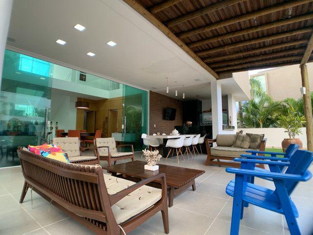 Casa linda e aconchegante com 4 suítes e localizada no Condomínio Laguna. - Foto 3