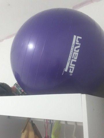 Bola de pilates ..