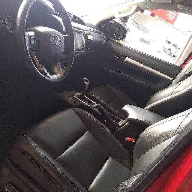 Toyota Hilux Srx 2.8 Aut - Foto 6