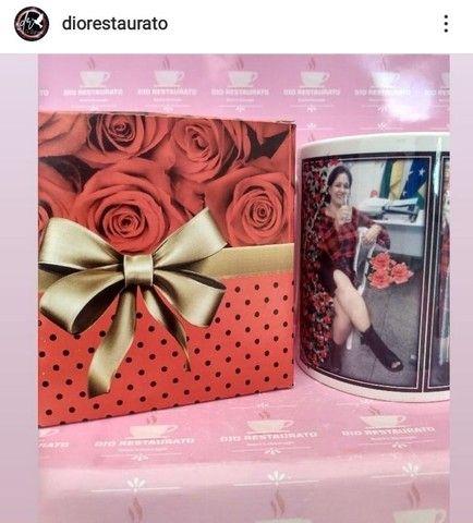 @diorestaurato, Xícara de porcelana personalizada! - Foto 2