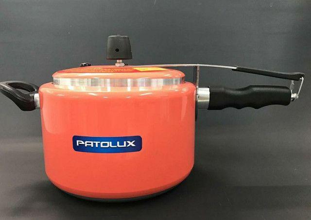 Panela de pressão 5 litros patolux  - Foto 6
