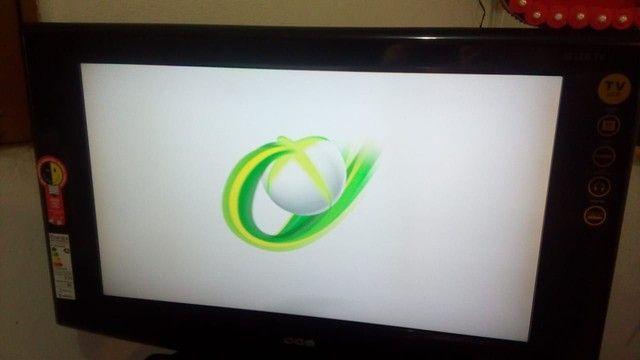 """Vendo TV 32"""" e um Blueray. R$ 400 - Foto 6"""