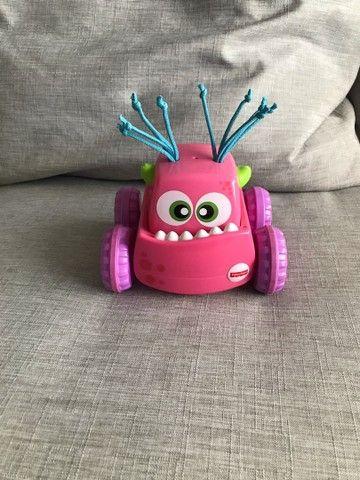 Brinquedo Fisher Price - Carro Monstro  - Foto 2