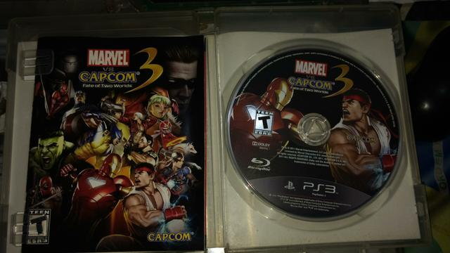 Marvel vs capcom 3-fate of two worlds