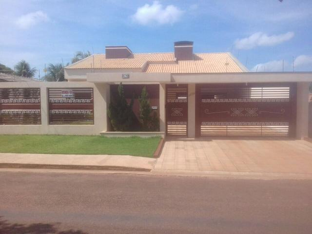 Vendo casa térrea recém-construída