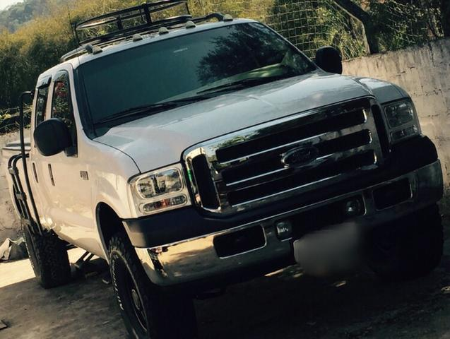 FORD F350 CABINE DUPLA 2011 IMPECÁVEL