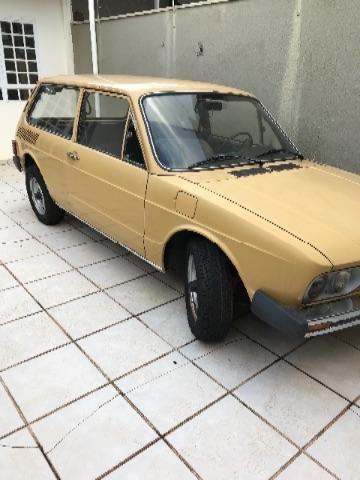 Vw - Volkswagen Brasilia Brasilia