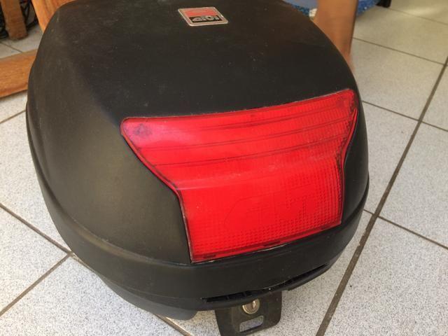 Bagageiro GIVI para moto