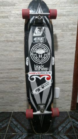 Longboard black sheep