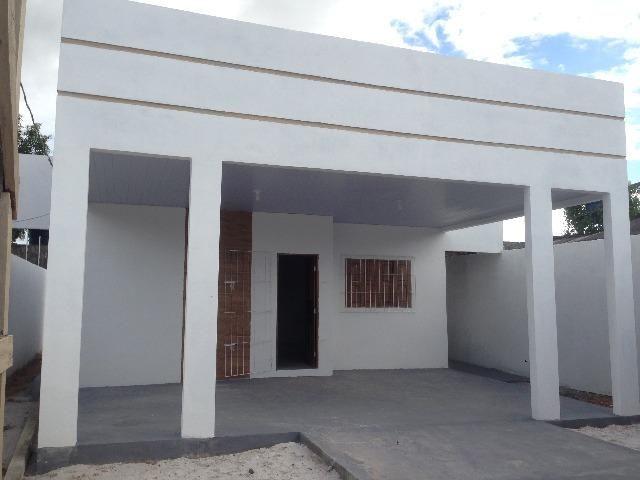 Casa no loteamento Açaí
