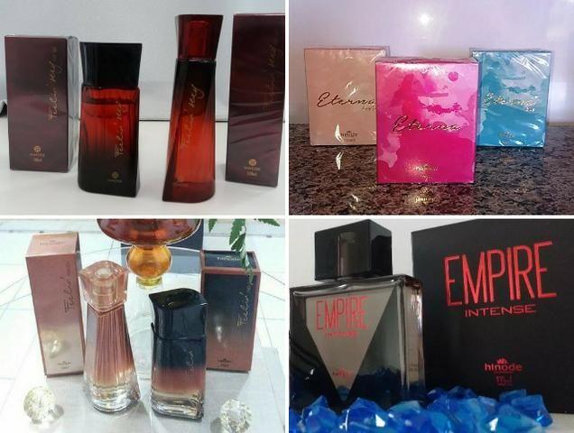 Perfume Hinode / Eterna Crystal / Eterna / Eterna Blue / Grace / Dazzle / Feelin Sexy /