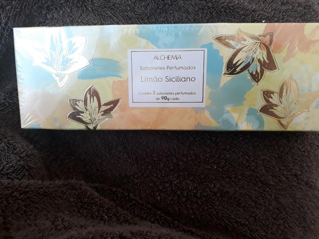 Sabonetes Perfumados - Alchemia