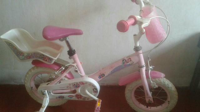 Bicicletinha femenina