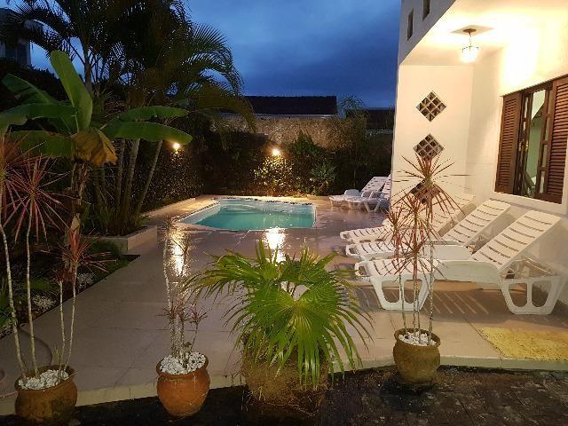 Casa Praia Central de Guaratuba c/ piscina - Foto 4
