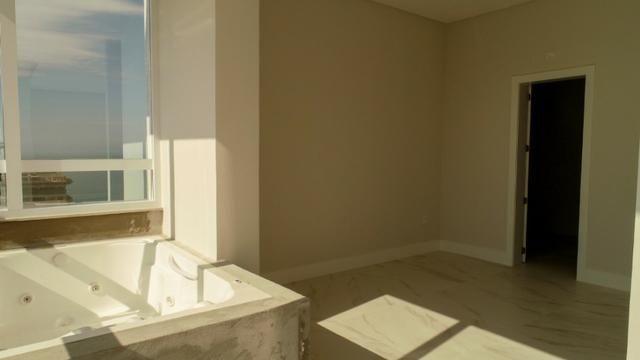 Cobertura Duplex, 5 Suítes, 4 Vagas de Garagem pronta para Morar. Em Itapema /Sc - Foto 7