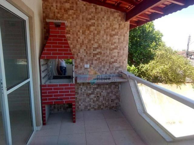 Casa à venda, 55 m² por R$ 210.000,00 - Vila Caiçara - Praia Grande/SP - Foto 6