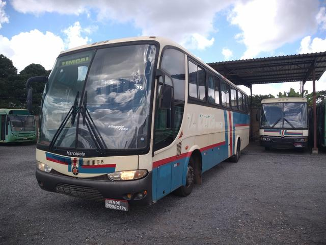 Ônibus 1721 Mercedes Benz