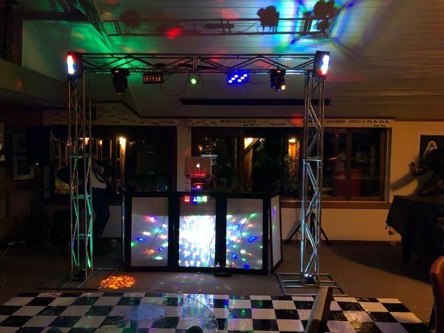 DJ - Aluguel de Equipamentos de Som e Iluminação (com ou sem DJ) para sua festa ou evento - Foto 4