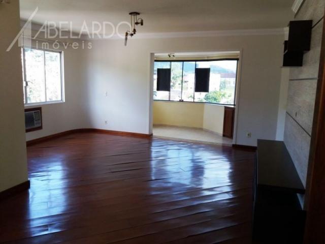 Abelardo imóveis - apartamento no bairro da velha** 03 dormitórios sendo 01 suíte, sala - Foto 2