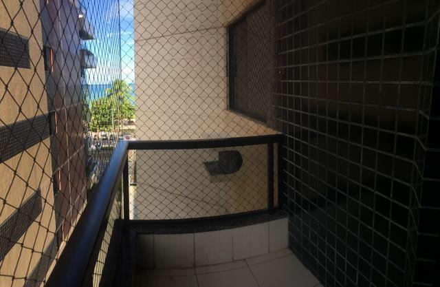 Casa Bela - Beira Mar- vista pro mar -60m- 2/4 com suíte - 300 Mil- Porteira Fechada - Foto 10