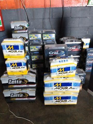 Baterias confiram nossas promoções campanha de vendas
