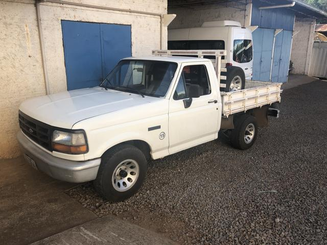 Ford F-1000 HSD F1000 turbo diesel