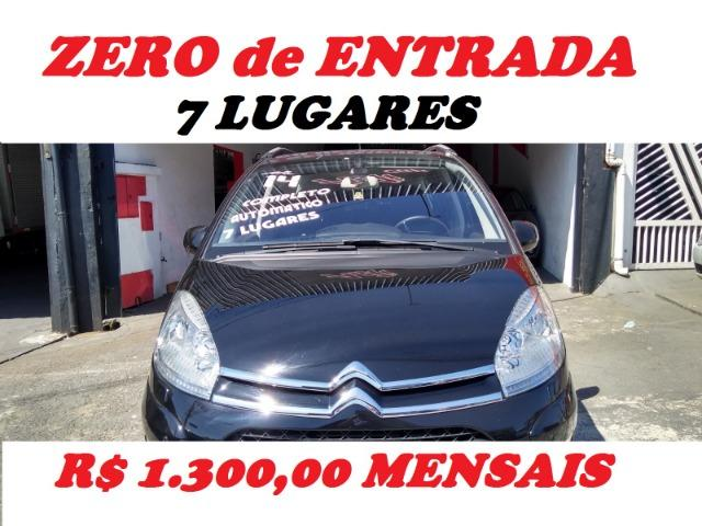 Citroen C4 Gran Picasso 2014 7lugares Nova