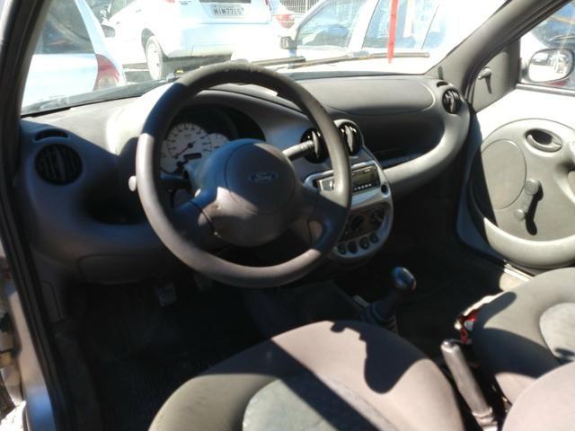 Ford Ka 2005 Com Ar cond - Foto 6