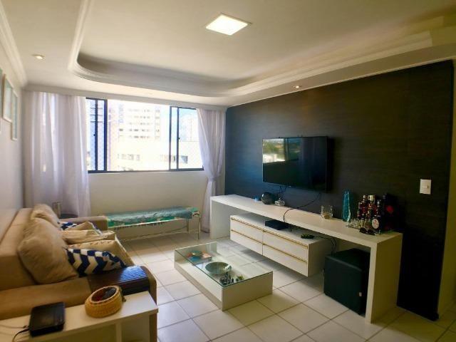 Apartamento no Luciano Cavalcante com 3 quartos e 2 vagas - Foto 5