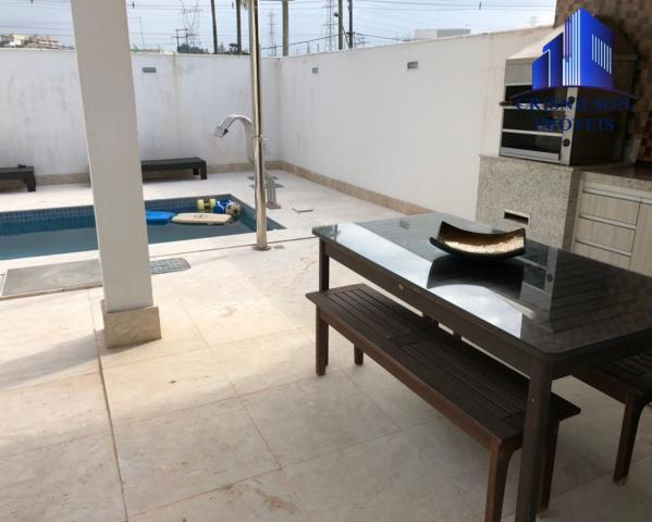 Casa à venda em alphaville ii salvador, 4 suítes, decorada, r$ 1.980.000,00, piscina, 380  - Foto 17