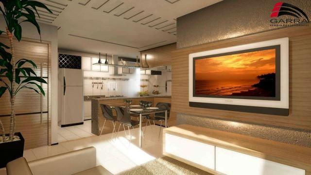 Apartamentos Prontos de 52m² 2qts e 61 m² 3qts