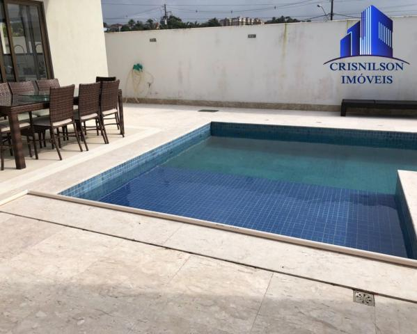 Casa à venda em alphaville ii salvador, 4 suítes, decorada, r$ 1.980.000,00, piscina, 380  - Foto 20