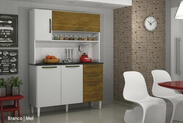 Kit Cozinha Nápoles ( Entrega Grátis) - Foto 3