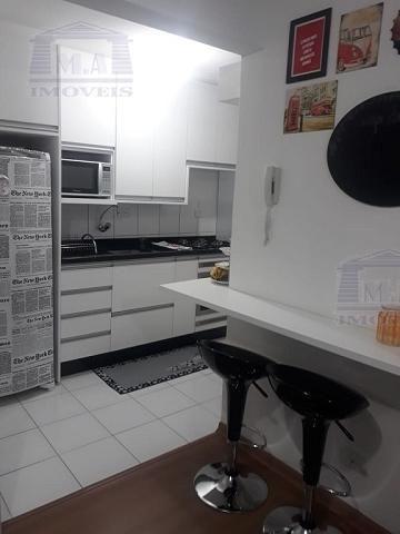 926 - Apartamento em Curitiba - Foto 6