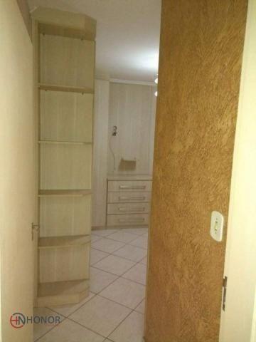 Apartamento com 3 dormitórios à venda, 90 m² por r$ 399.000 - parque das nações - santo an - Foto 19