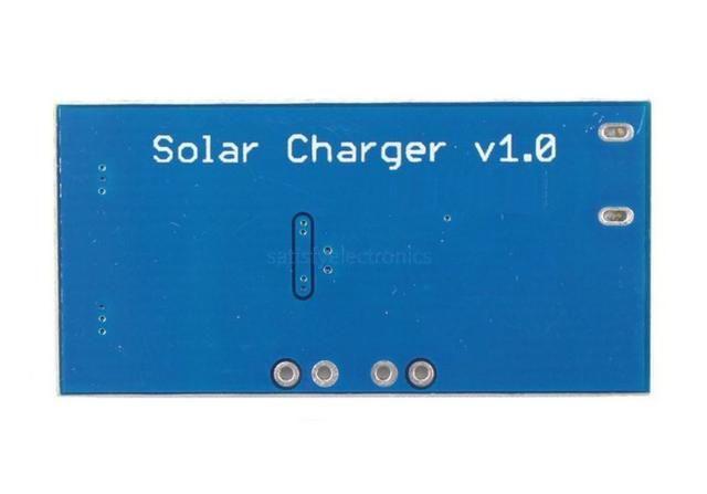 COD-AM213 Mini Carregador Solar CN3065 Carregador De Bateria De Lítio Arduino Automação - Foto 4