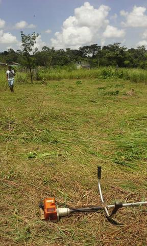 Vendo parcelado ou troco terreno