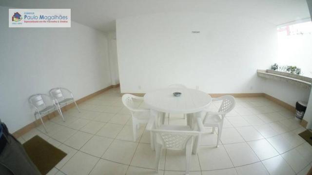 Apartamento com 3 dormitórios à venda, 70 m² - Graça - Salvador/BA - Foto 15